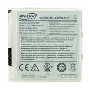 Genuine MC5450BP  MSI I5100RKM000 11.1V 4000mAh Battery For Motion C5 F5 F5v CFT Series Tablet White